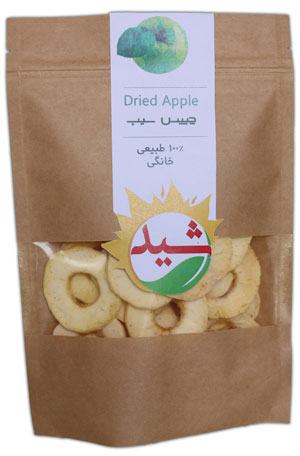 پک سیب خشک هیل شید