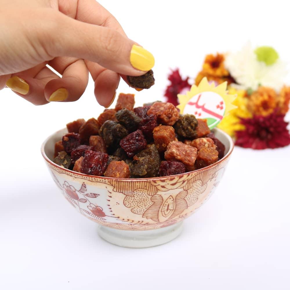 میوه خشک کیوبی