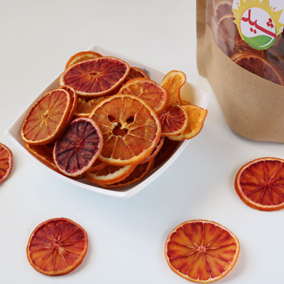 پرتقال خشک شده
