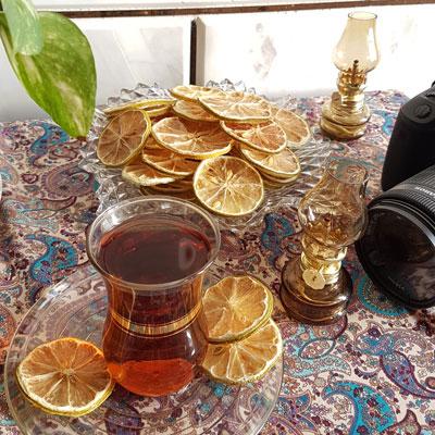 لیمو سنگی خشک