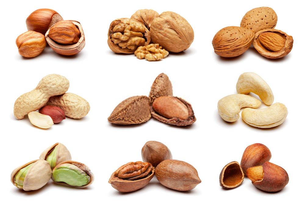 میوه های خشک، آجیل و دانه ها میان وعده های سالمی برای شما